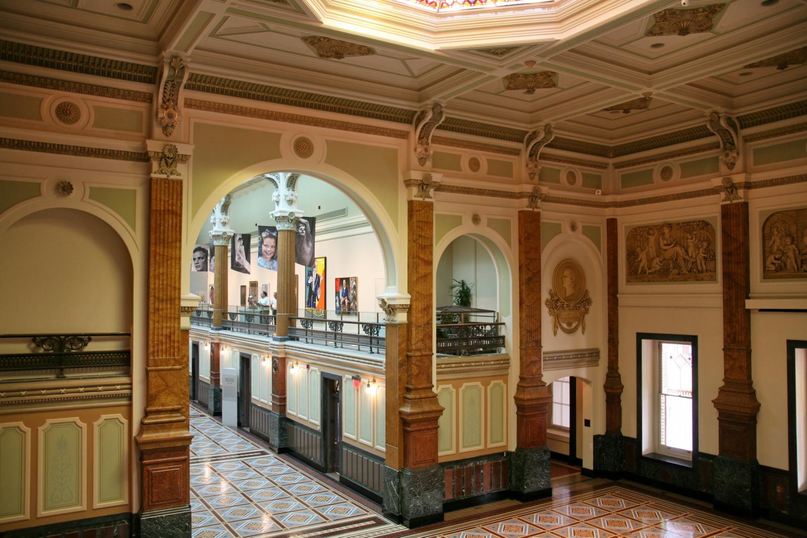 3rd_Floor_Smithsonian_American_Art_Museum